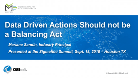 Data Driven Actions Should not be a Balancing Act