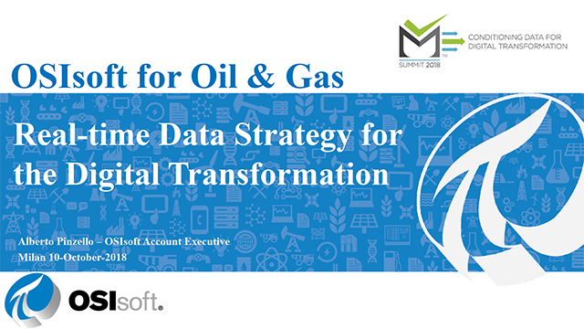 Real Time Data Strategy for the Digital Transformation