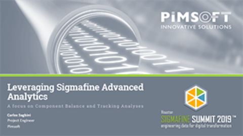 Leveraging Sigmafine Advanced Analytics – Houston