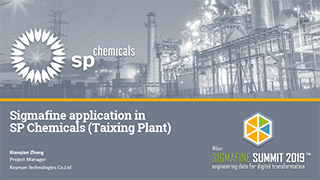 Sigmafine Application in SP Chemicals – Taixing Plant