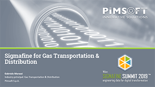 Sigmafine for Gas Transportation and Distribution