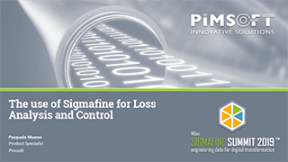 The Use of Sigmafine for Loss Analysis and Control - Milan