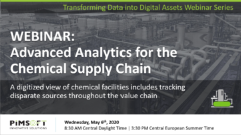 Advanced Analytics for Chemical Supply Chain
